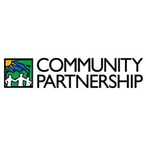 logo: community partnership